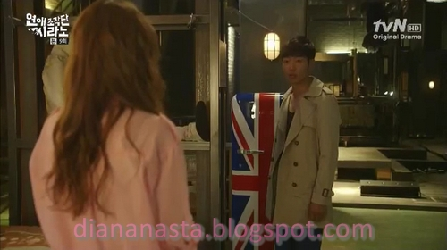 Congratulate, sinopsis hookup agency cyrano ep 14 remarkable